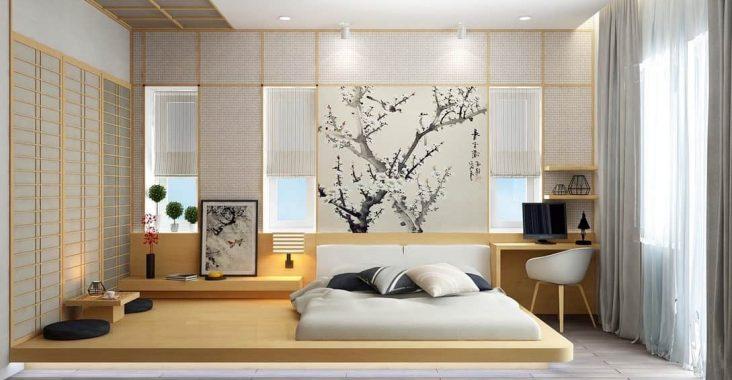 La décorations japonaises