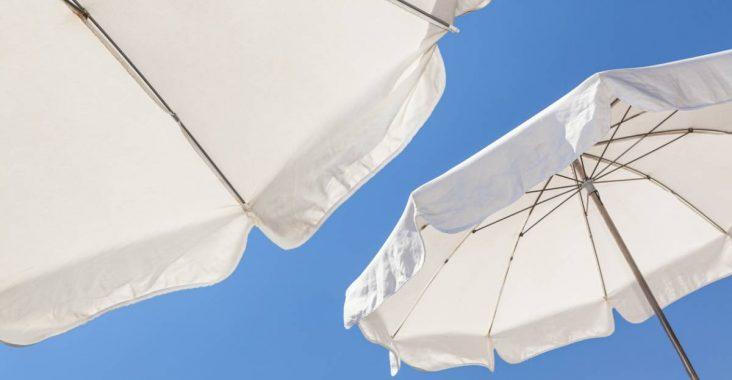 entretenir-parasol